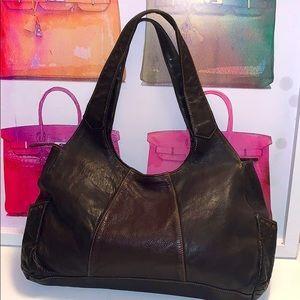 J Jill leather purse